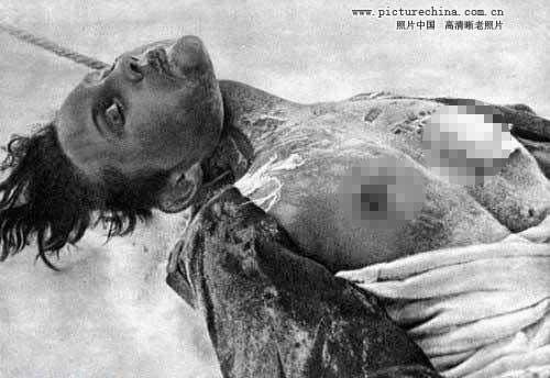 纳粹德国造狼女-苏联女英雄卓娅牺牲后曾遭疯狂凌辱