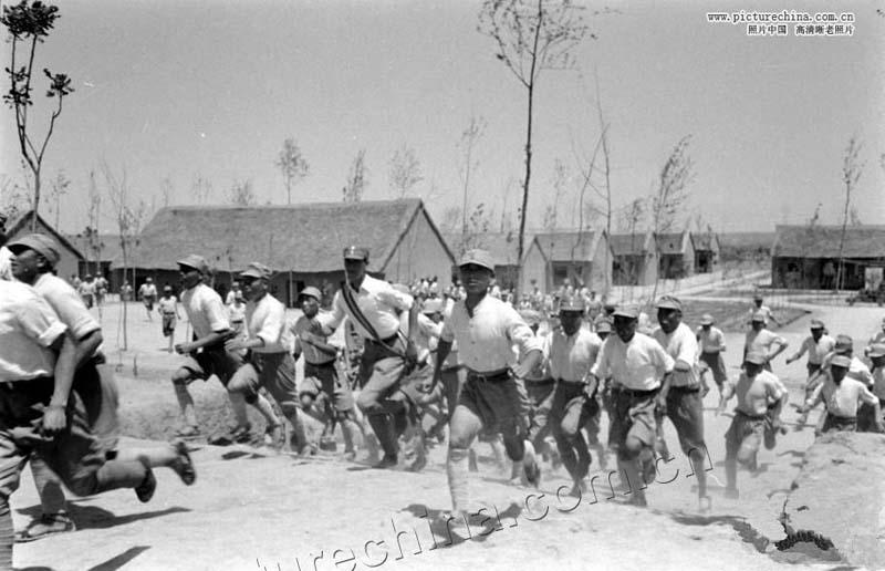 1941年国军军校伙食(组图)