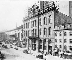1914年的坦慕尼大厦