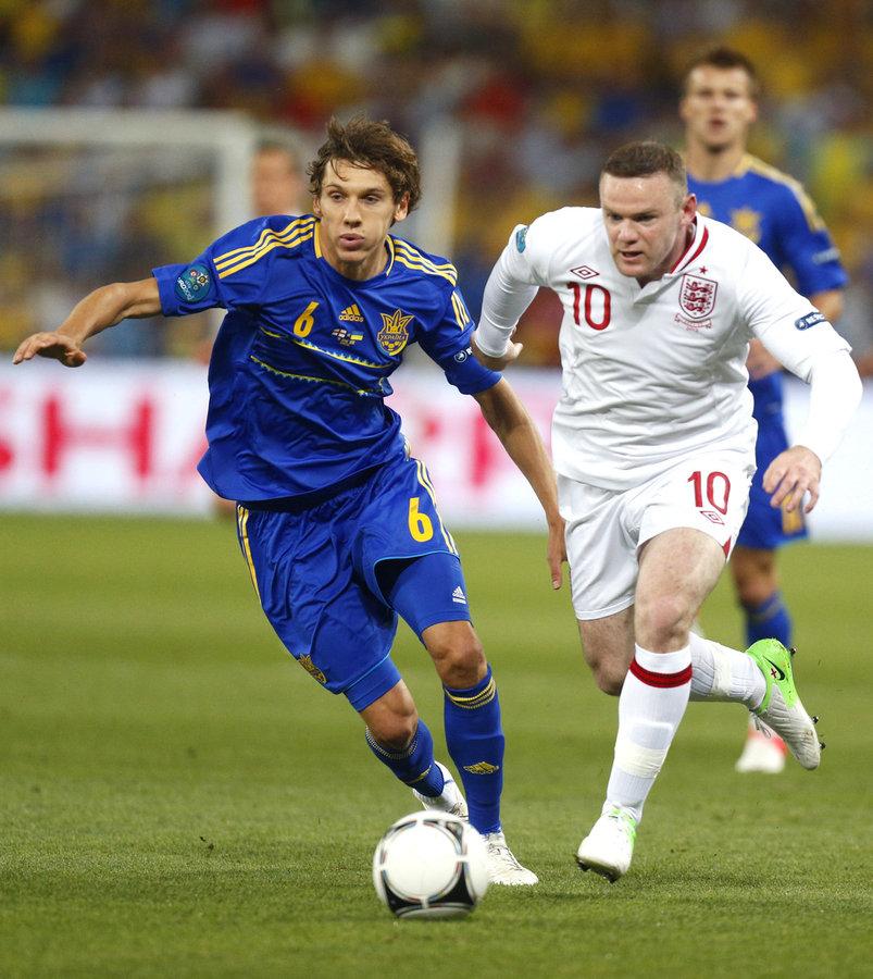 欧洲杯D组 英格兰1 0乌克兰
