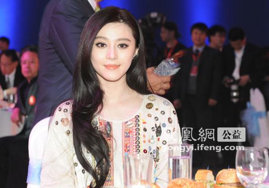 组图:2012中国慈善排行榜明星慈善夜