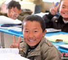 探访青海藏区少数民族寄宿小学