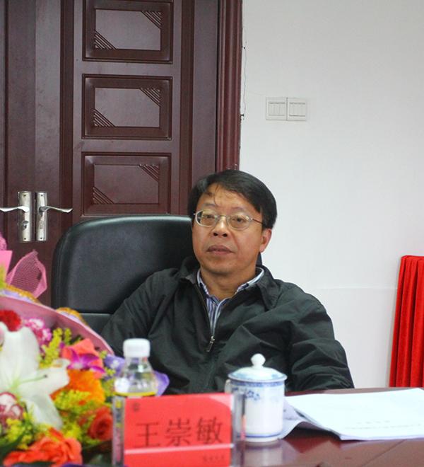 省海洋与渔业厅党组书记,厅长赵中社看望我校专家教授