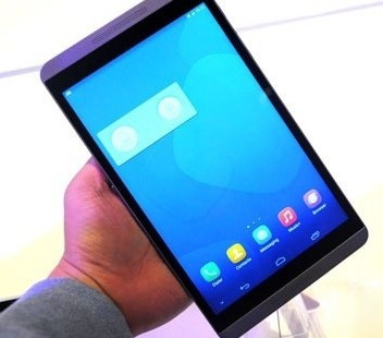华为发8英寸平板MediaPad M1 约2500元