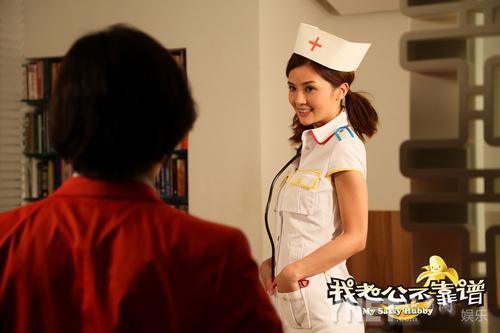 贺岁/阿SA变身娇俏小护士(2/4张)