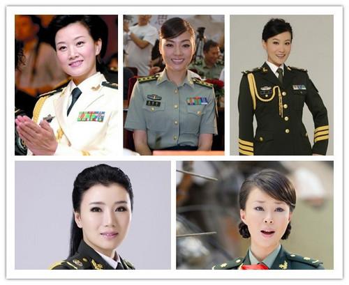 国家一级演员,总政歌舞团青年军旅歌唱家祖海,她演唱的歌曲《为了谁》