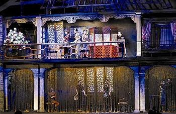 赖声川导演的《如梦之梦》作为特邀话剧在乌镇上演。