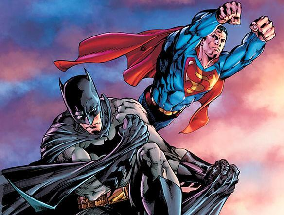 超人与蝙蝠侠_超人与蝙蝠侠