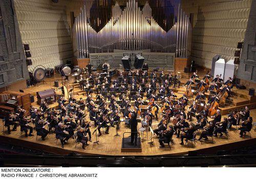 法国广播爱乐乐团首访北京 1张