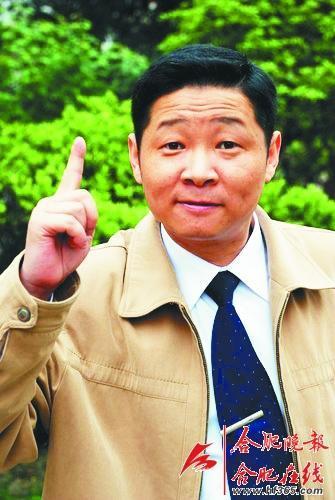 演员赵亮官至 副师