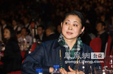 倪萍出席2011中国慈善排行榜明星慈善夜活动