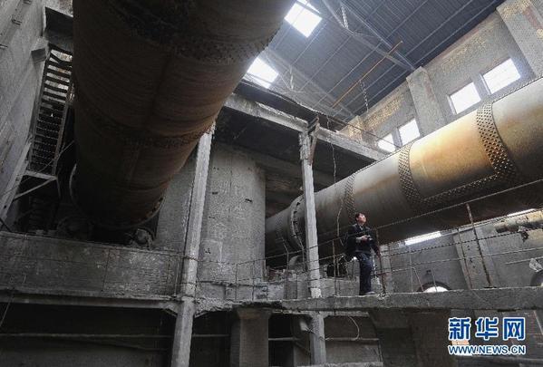 唐山百年水泥厂变身中国首座近代工业博物馆