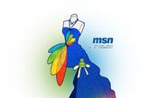 "MSN有否想过当你平常浏览的网站变成华丽晚礼裙,会是什么样子?近日,设计师Victor Faretina便以此为灵感,将知名网站,诸如Google、Facebook、Twitter、Youtube等等网站的Logo作为晚礼裙的设计元素。其中不少裙子看上去还不错,华丽又简约。爱恶搞的国内网友还为""人人网""也设计了一套晚礼服。"
