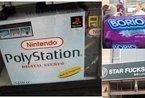 红白机版PS3现世!闪瞎双眼的山寨游戏主机