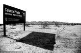 索诺拉沙漠的美丽是非常著名的,它具有多姿多彩的沙漠风光,不像其他沙漠那样除了黄沙漫漫,还是黄沙漫漫。地质研究表明,索诺拉沙漠作为沙漠实际上只有几千年的历史,从地质上说太年轻,还没有完全进化成人们所熟悉的黄沙漫漫。那里依然有山,只不过不像一座完整的山,好像是用碎石堆起来的。同时,得益于索诺拉沙漠特殊的地理位置,这里依然有水,沙漠竟然与大海相会。因此,索诺拉沙漠的美丽是浪漫的,是多姿多彩的,就连好莱坞的导演也看好这块风水宝地,把这里作为科幻影片《星门》的拍摄地。