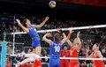 中国女排奥运首赛 逆转战胜塞尔维亚