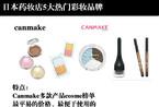 买药妆 不可错过的5大彩妆品牌