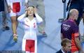 场地自行车女团竞速 中国夺金5分钟后遭剥夺