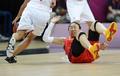 女篮-中国27分惨败土耳其