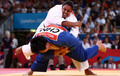 柔道女子+78kg级 佟文获铜牌
