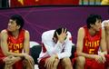 中国男篮58-90英国 五战全败排名垫底