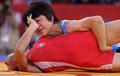 女子自由式48kg摔跤赛况