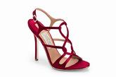 双全新红地毯系列晚装鞋履。01E476-RMB8,600