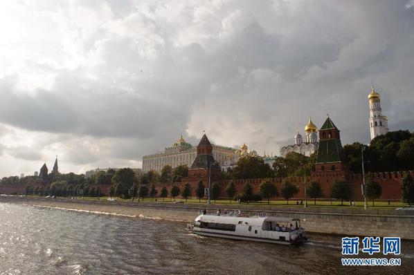 乘船漫游莫斯科 尽享悠闲时光(图)