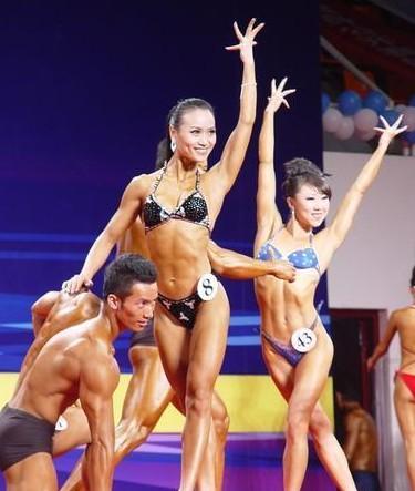 中国健身总决赛顺利闭幕