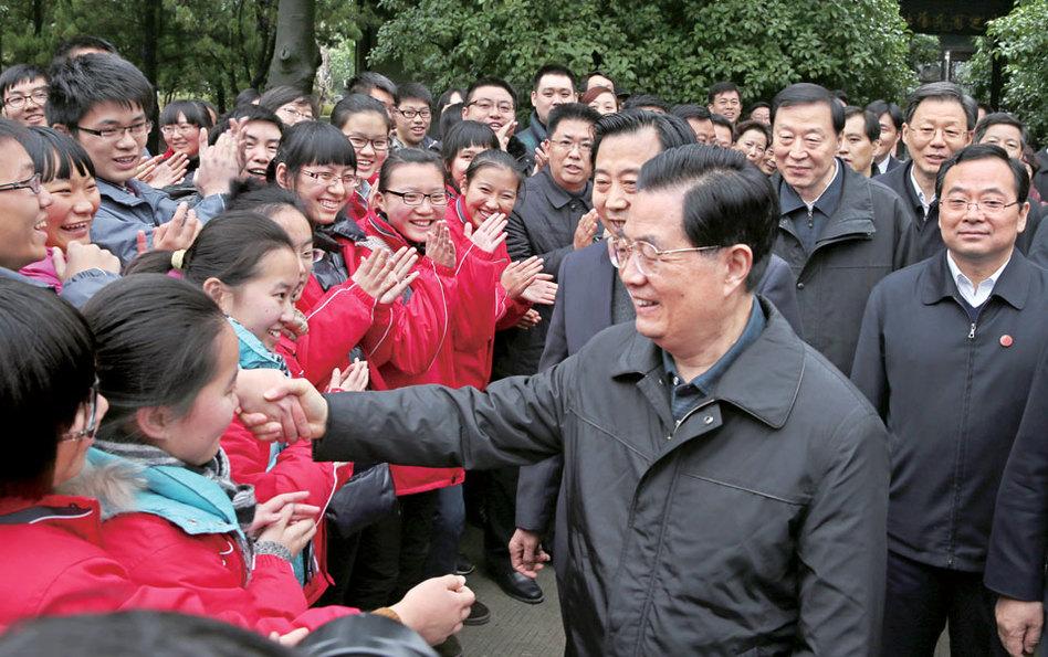 泰州日报发布胡锦涛在泰州照片 - 宋祥平 - 宋祥平 网易博客