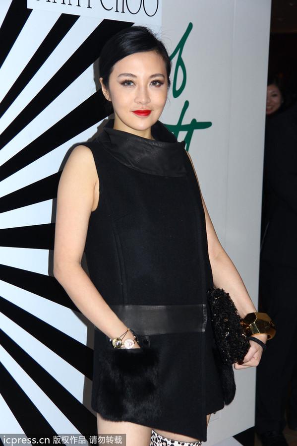 2015年中国现在比较出名的女模特有哪一些?