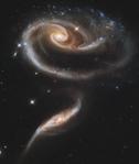 引用    宇宙震撼场景:黑洞吞噬行星 - 李平兴 - 神明五极推手中心