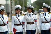 为什么朝鲜女人不能穿裤子(图)