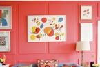 精美软装搭配玩转美式客厅 柔和丰富的色彩令人向往