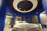 舟山星空主题房,像是走进了童话里!