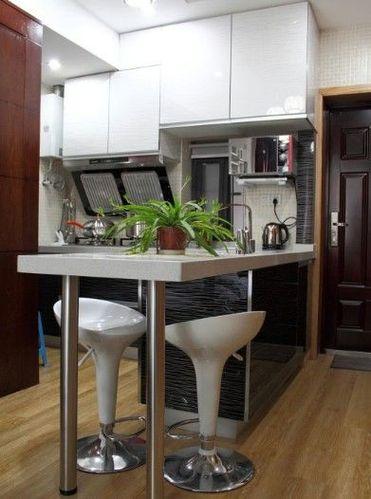 35款家庭小吧台设计 增添家居生活情调