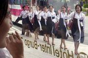 为何朝鲜女人不穿裤子(组图)