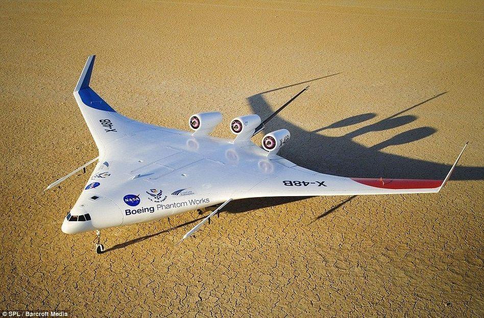 盘点飞行史上怪异又有趣的飞机设计:ufo飞机