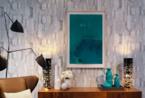 8款都市风抽象派壁纸 助力经典现代家居装饰