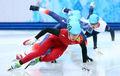 短道男子500米预赛 梁文豪韩天宇武大靖均获第1晋级