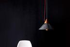石器时代照明工具创意 极具历史感的吊灯设计