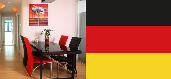 黑红金三色演绎性感魅力 感受德国典雅格调