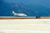 这条跑道是世界上最窄的跑道之一,一小时可容纳3个航班。预计将于下月正式投入运营。(实习编辑:辛莉惠)