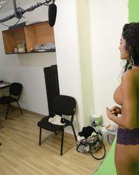 委内瑞拉主播脱衣报道世界杯