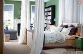 卧室,从来都是让人放松身心的地方,同时也是人们的私人领地。在巧妙的家具设置下,我们更可以营造出独一无二的空间。(实习编辑:辛莉惠)