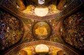 伊朗伊斯法罕的chehel sotoun宫殿(实习编辑:温存)
