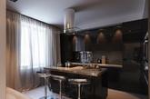 由阿尔乔姆·艾维斯汀尼夫所做的这几个厨房视觉效果图,在台面和空间的颜色选择上采用了高对比度,而高档的厨电产品更是为厨房空间增添了丝丝现代感。(实习编辑:温存)