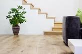 这些木板不仅仅是地板,它们也可以用于墙壁或天花板。(实习编辑:石君兰)