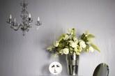 银灰色并不是暗哑的代名词,选好涂料,暗色空间也能够透出皎洁月光般的明亮。月光银色的墙面极具个性而不浮夸,其光泽感更使整个空间充满时尚感,突显主人的典雅品位。(实习编辑:辛莉惠)