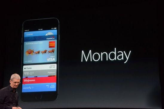 苹果移动支付Apple Pay真实使用体验